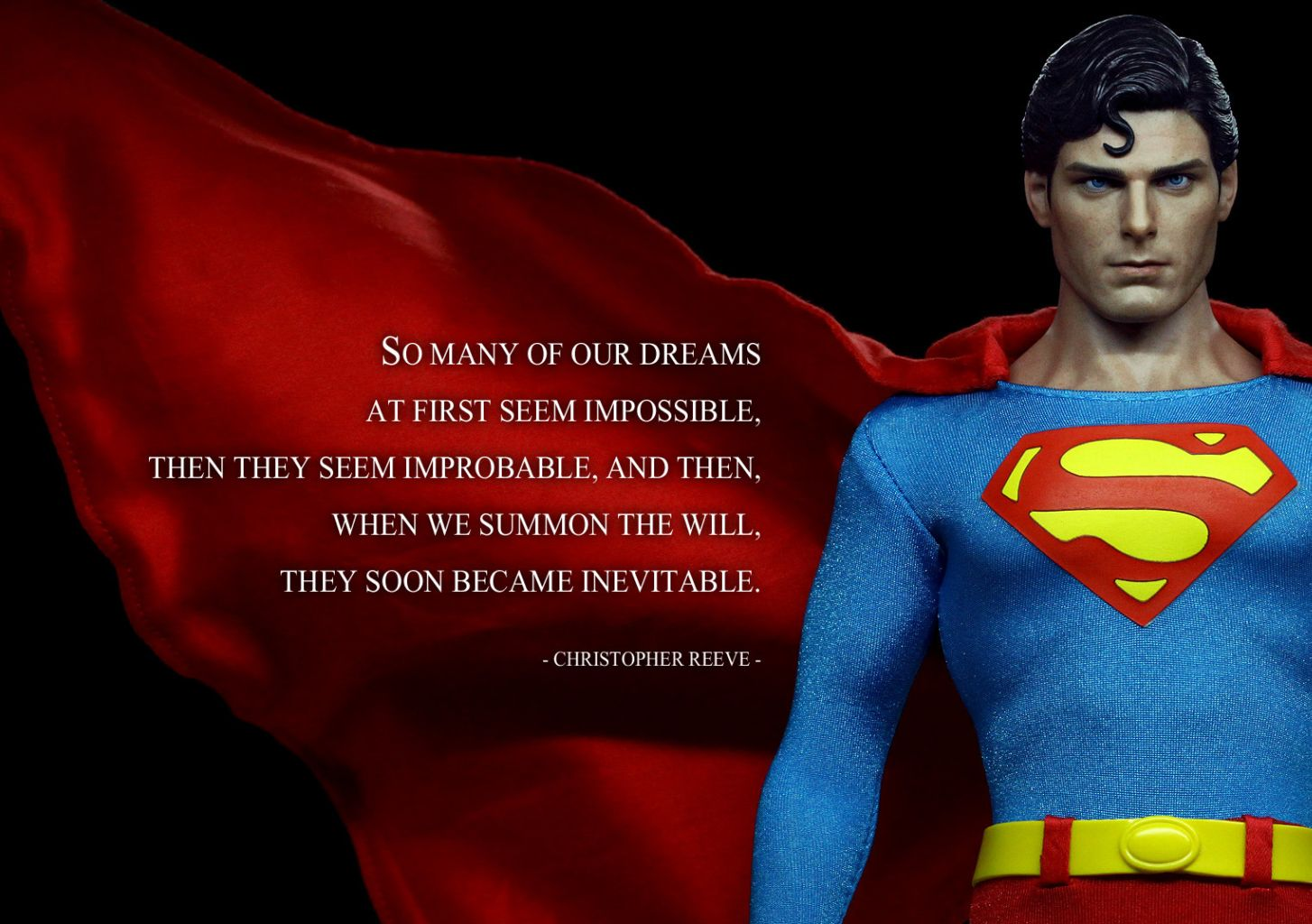 The Memory Keeper S Daughter Quotes: IN MEMORY OF ACTOR CHRISTOPHER REEVES
