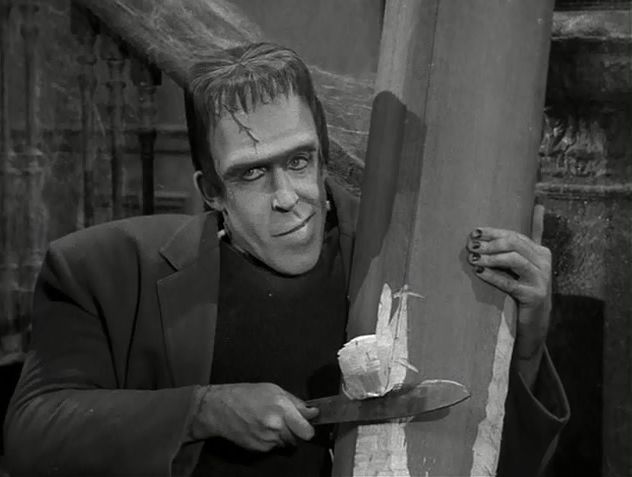 fred gwynne tv shows