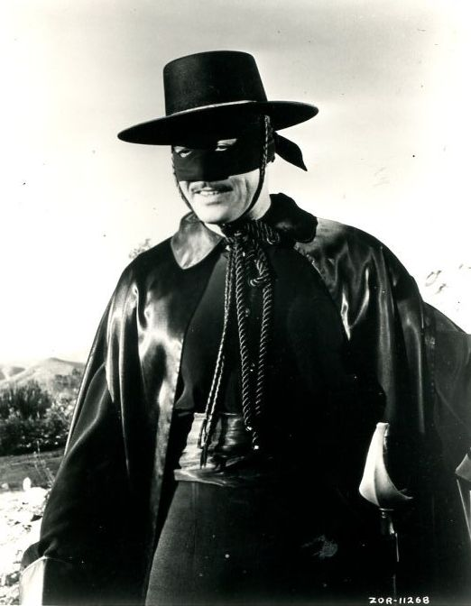 Guy Williams As Zorro Photo Gallery 03