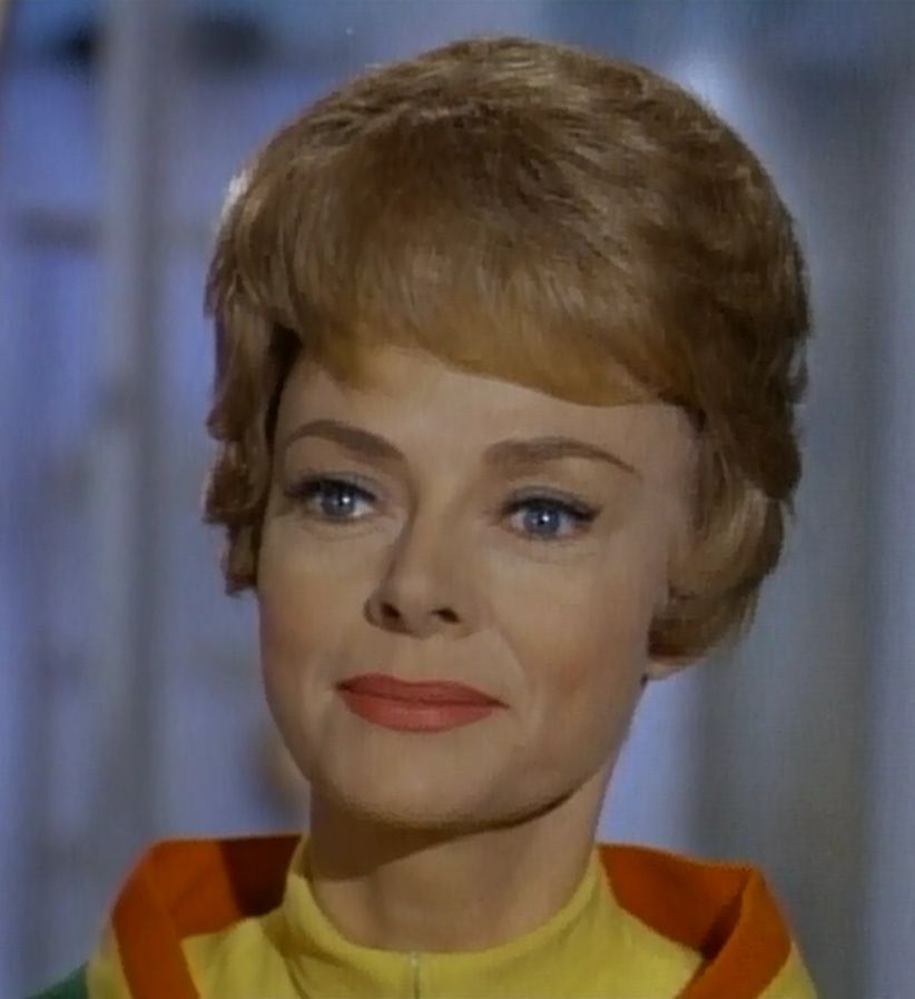 3. June Lockhart