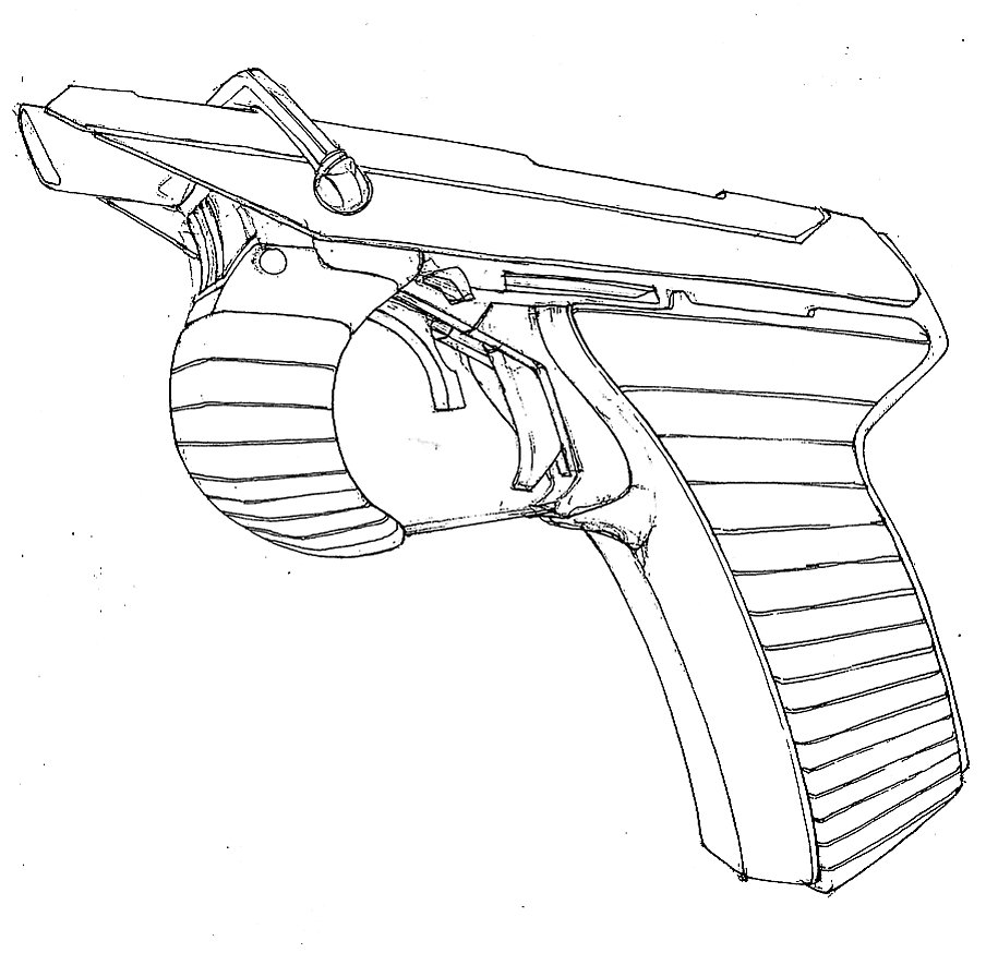 Drawings of weapons original weapon drawings