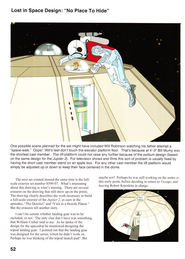 Lost in space ship diagram page 4 pics about space for Spaces and places