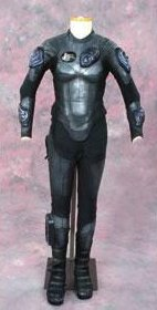 Lacey Chabert Lost In Space Suit ORIGINAL LACEY CHABERT...