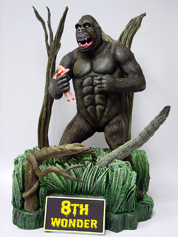 MONSTER DIORAMAS GALLERY #06