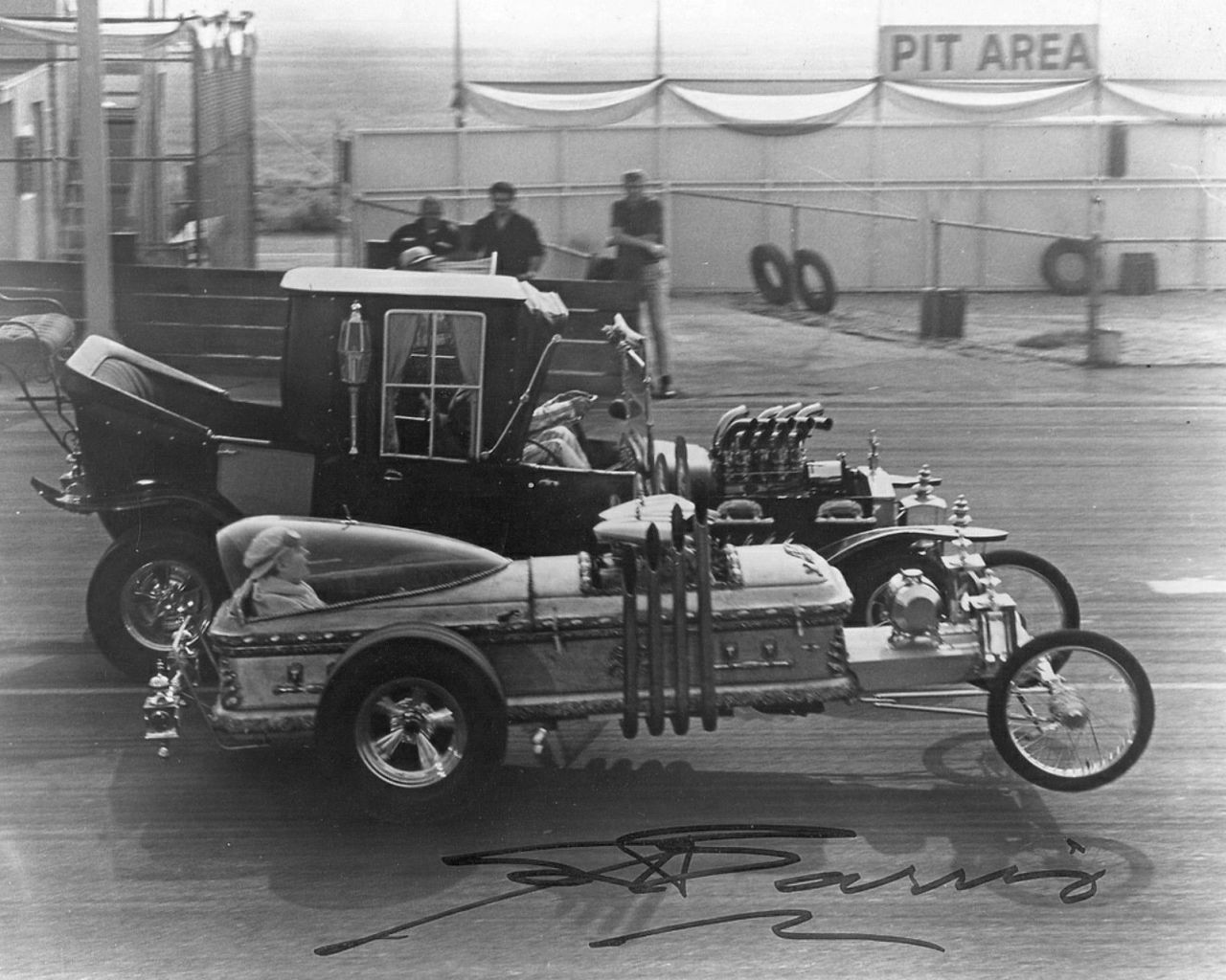 Munsters Race Car