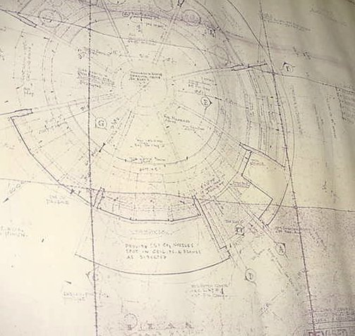 Original jupiter 2 full set blueprint drawing malvernweather Image collections