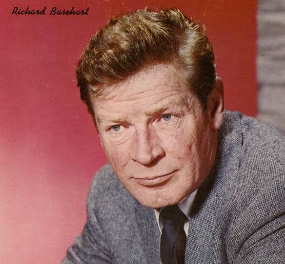richard basehart actor