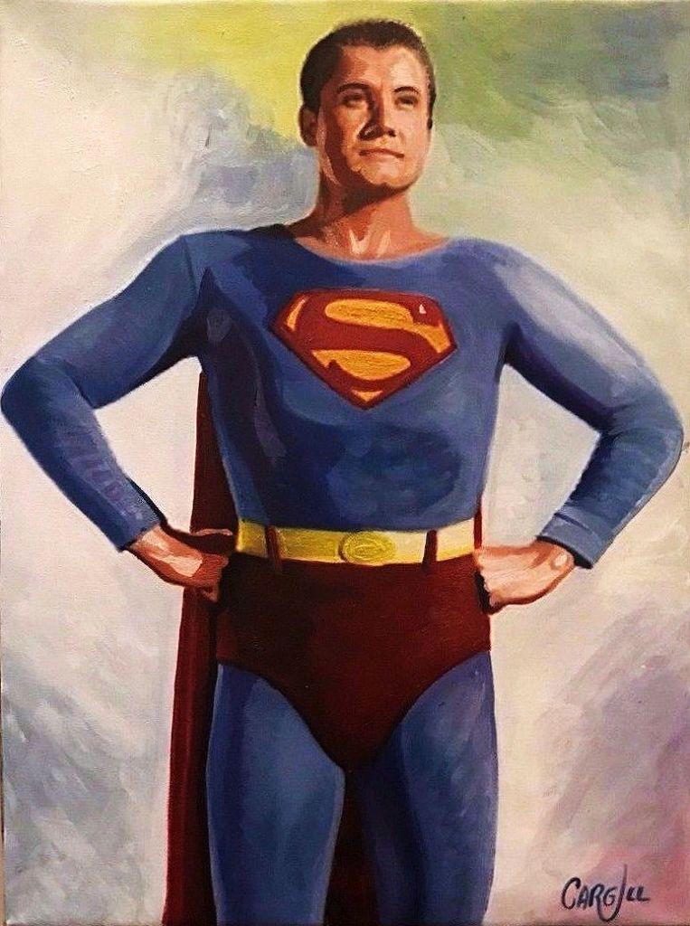 superman actor george reeves