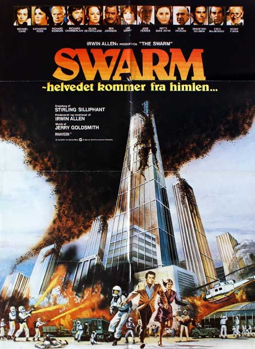 the swarm posters