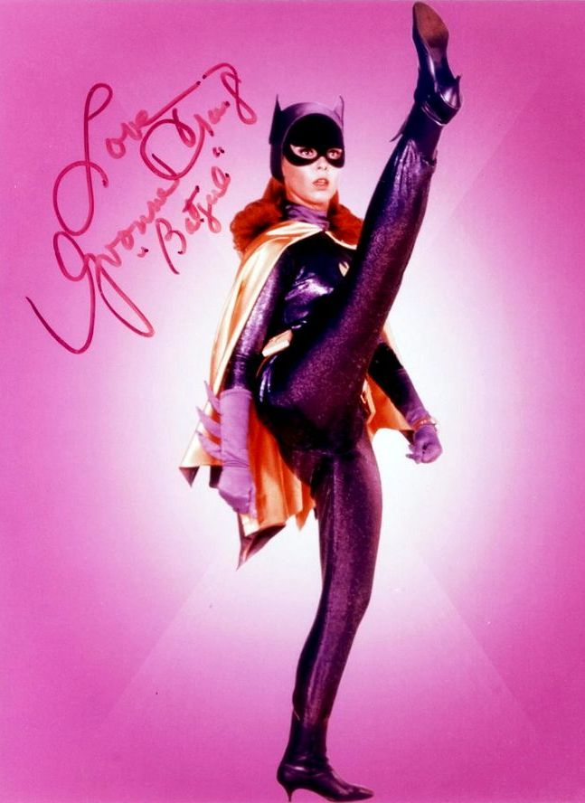 In Memory Of Actress Yvonne Craig